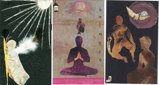 Nancy Weiss: Spiritual Direction Soul Collage Cards